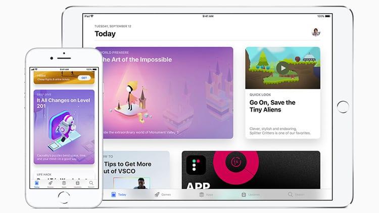App Store: da Luglio tutte le nuove app e gli aggiornamenti dovranno supportare iPhone X