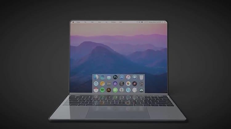 MacPad Pro è il nuovo iPad pieghevole realizzato in un video concept [Video]