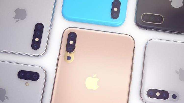 Trapelati i presunti schemi dei nuovi iPhone con display da 6.5″ e 6.1″