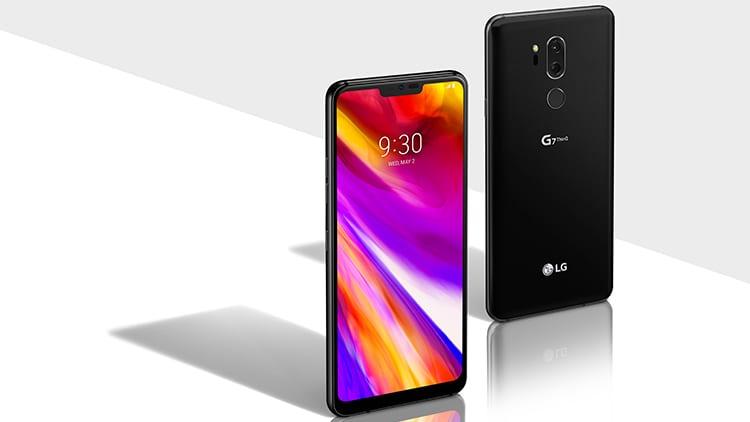 Presentato il nuovo LG G7 ThinQ: super bright display, dual camera, intelligenza artificiale e Notch [Video]