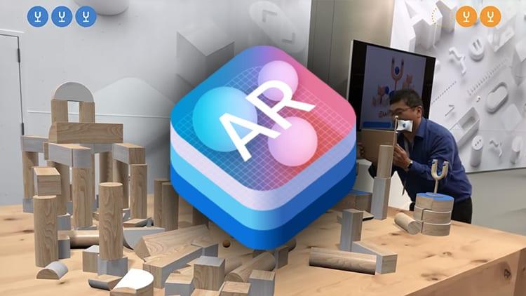 SwiftShot: il gioco ARKit 2 con Multiplayer mostrato alla WWDC, è disponibile al download [Video]