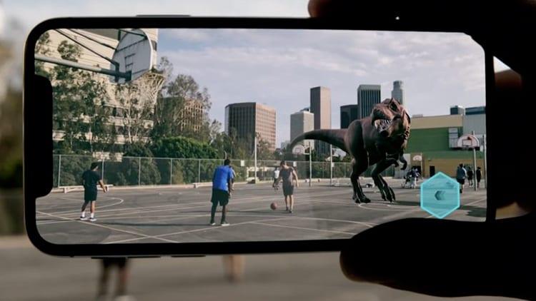 iOS 12: ARKit 2.0 consentirà di condividere la stessa esperienza in realtà virtuale
