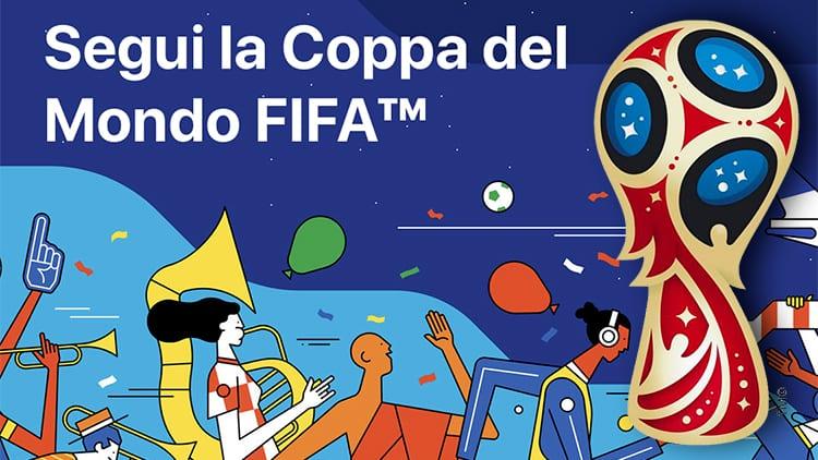 Oggi prende il via la Coppa del Mondo FIFA 2018: ecco le migliori app per seguire la competizione