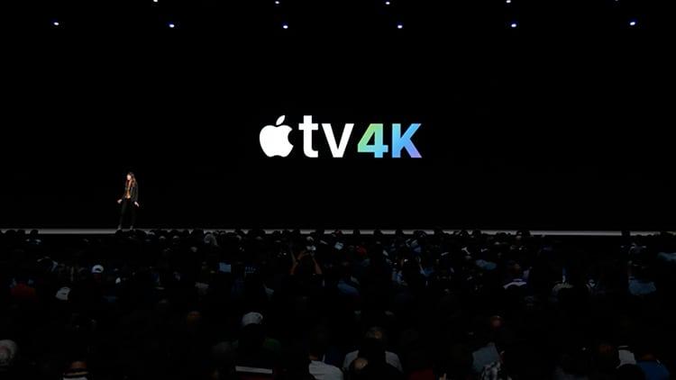 WWDC18: Apple presenta tvOS 12 per Apple TV!