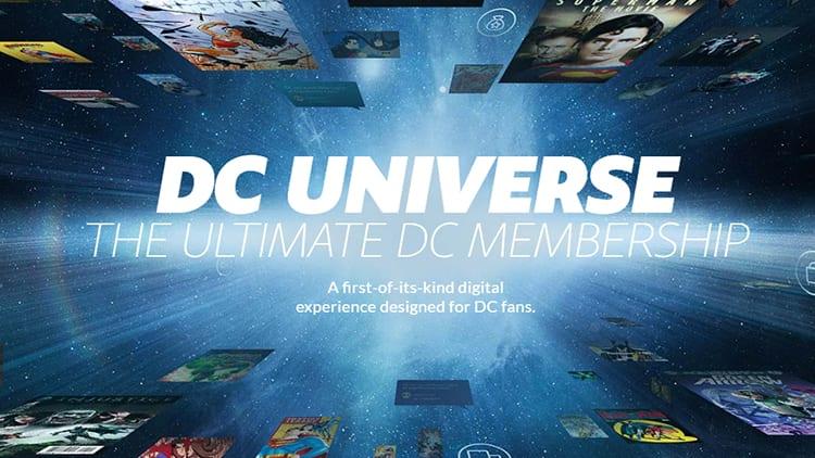 DC Universe: presentato ufficialmente il nuovo servizio in streaming [Video]
