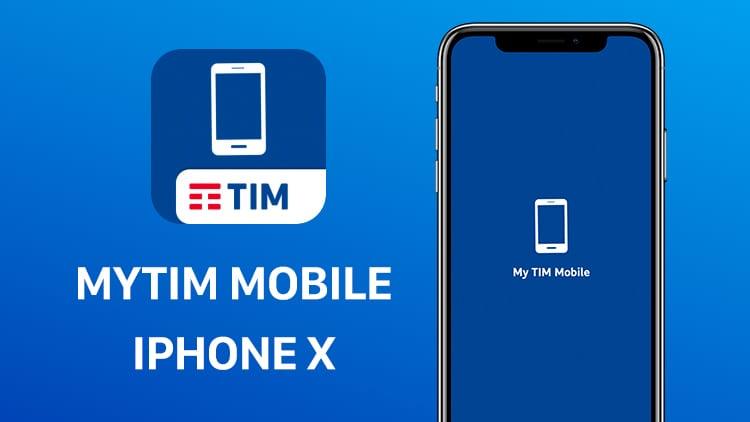MyTIM Mobile si aggiorna con il supporto ad iPhone X!