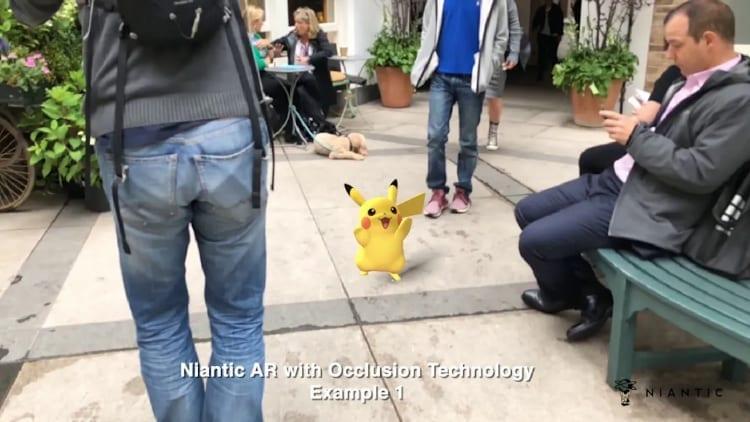 Gli sviluppatori di Pokémon GO aprono la loro piattaforma AR agli sviluppatori di terze parti [Video]