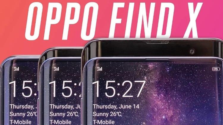 Oppo Find X, lo smartphone con design full-screen e senza tacca [Video]
