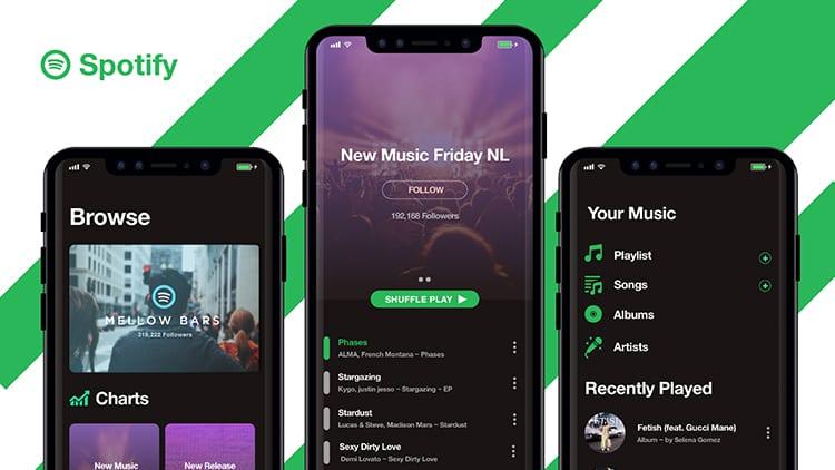 Siri in iOS 12 può interagire anche con le altre app multimediali come Spotify