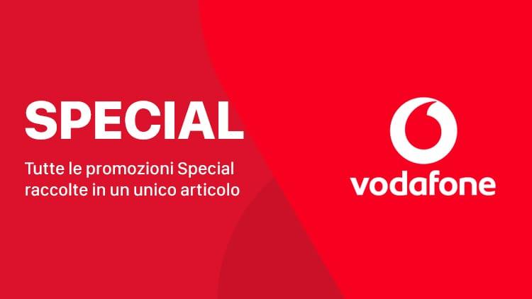 Vodafone Special: tutte le offerte dedicate ai clienti di ogni operatore [AGGIORNATO]