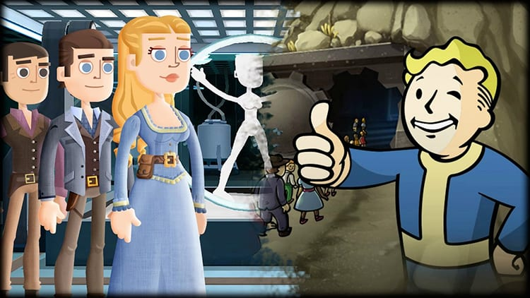 Bethesda fa causa alla Warner Bros: «Westworld Mobile è una copia sfacciata di Fallout Shelter!»