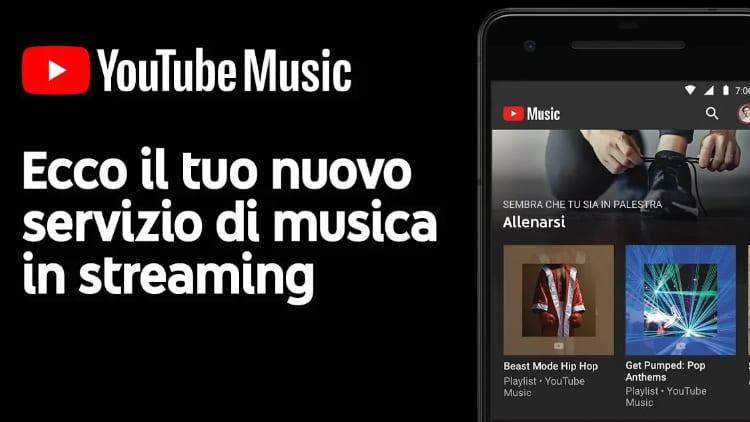 YouTube Music disponibile anche in Italia: ecco la nuova piattaforma musicale di Google [Video]