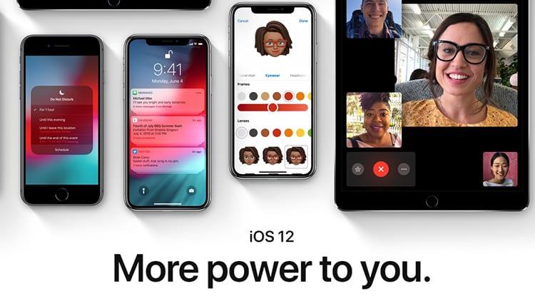iOS 12 è ora UFFICIALE: Migliorano le performance e tante nuove funzioni. Come si installa?