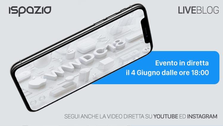 WWDC 2018: Segui l'evento su iSpazio. LIVEBlog + Video Diretta su YouTube ed Instagram