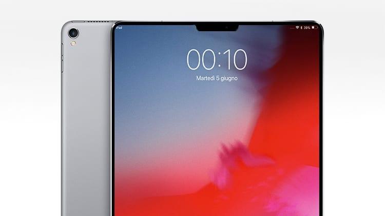 Il prossimo iPad avrà il Notch? iOS 12 porta le Gestures e la grafica di iPhone X su iPad!