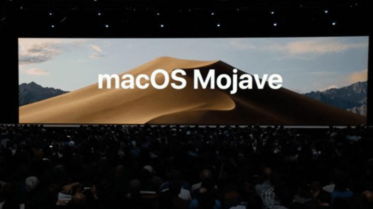 WWDC18: Ecco il nuovo macOS Mojave con la Dark Mode
