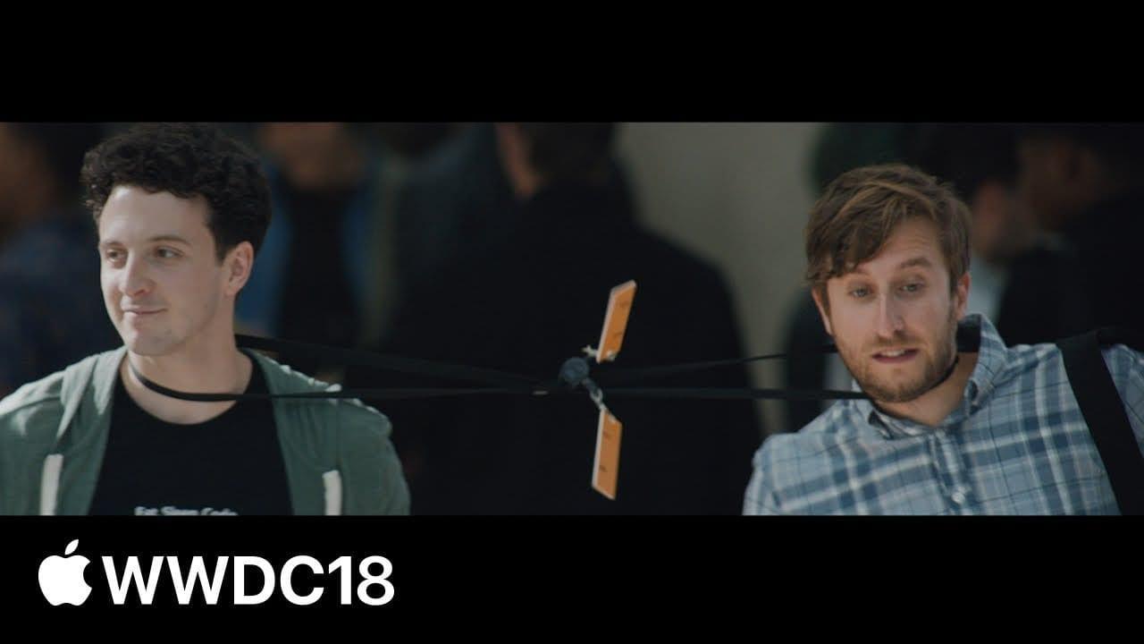 Apple ha pubblicato i due video mostrati alla WWDC 2018 [Video]