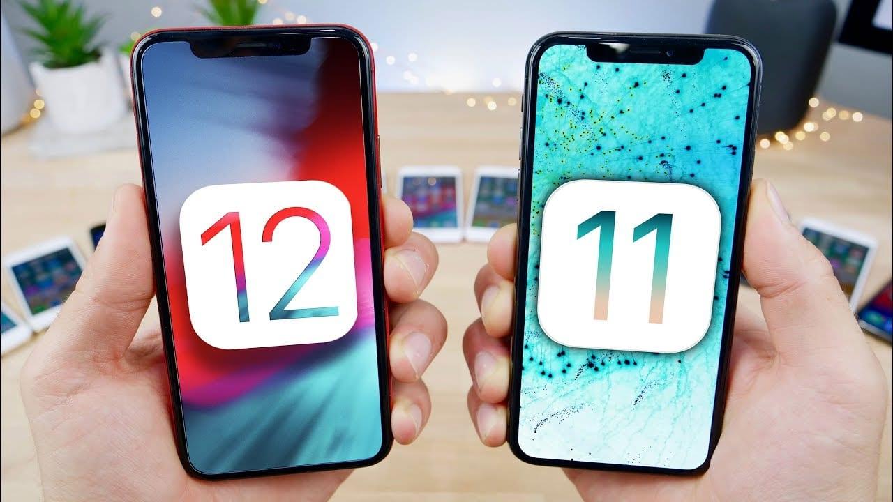 iOS 12 è veloce anche su iPhone 5s ed iPhone 6. Ecco lo speed test con TUTTI gli iPhone [Video]