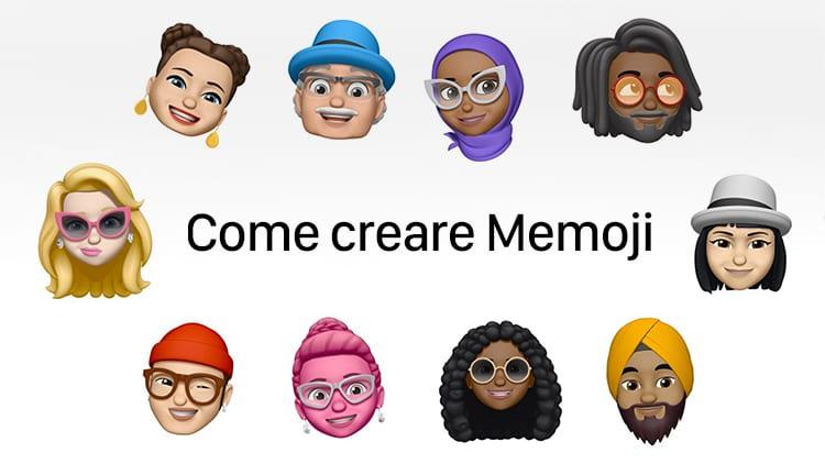 Arrivano le Memoji su iOS 12: cosa sono e come si creano