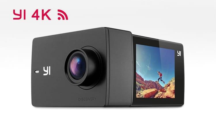 Yi Discovery la nuova action camera 4K perfetta per i principianti e dal prezzo super contenuto!