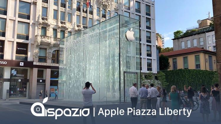 iSpazio all'inaugurazione del nuovo Apple Piazza Liberty: ecco le immagini in anteprima [Video]