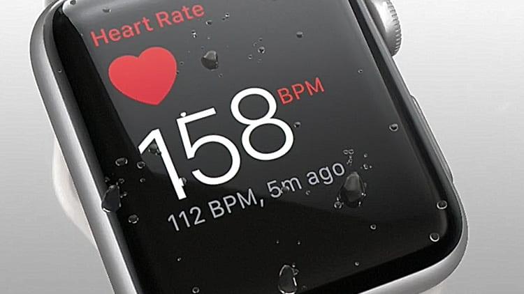 Molte persone utilizzano l'Apple Watch per monitorare il battito cardiaco prima di assumere sostanze stupefacenti