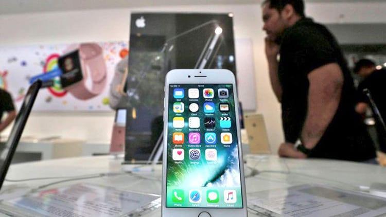 Il governo indiano sospende le vendite degli iPhone in India