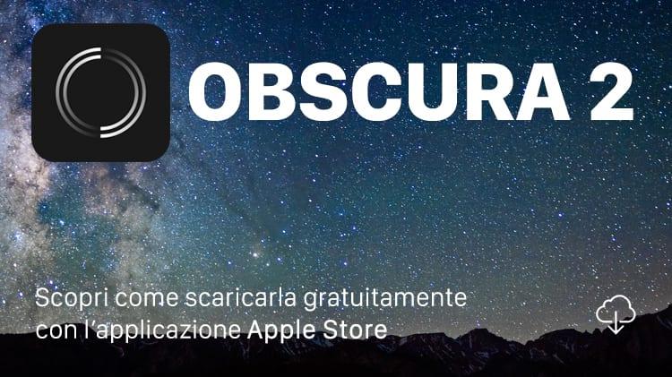 Apple regala Obscura 2, scopri come scaricarla gratuitamente con Apple Store. Risparmi 5,49€!