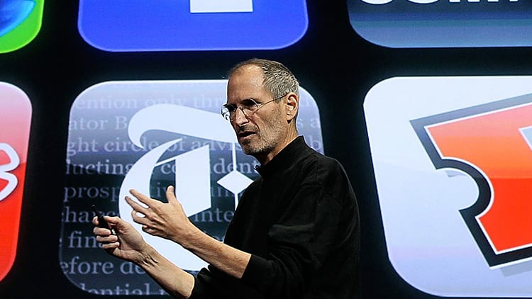 """Steve Jobs su App Store nel 2008: """"Non ci aspettavamo un così grande successo"""""""