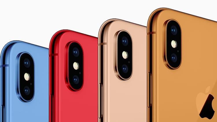 """Kuo """"svela"""" le colorazioni dei nuovi iPhone: Oro, Grigio, Bianco, Blu, Rosso e Arancione!"""