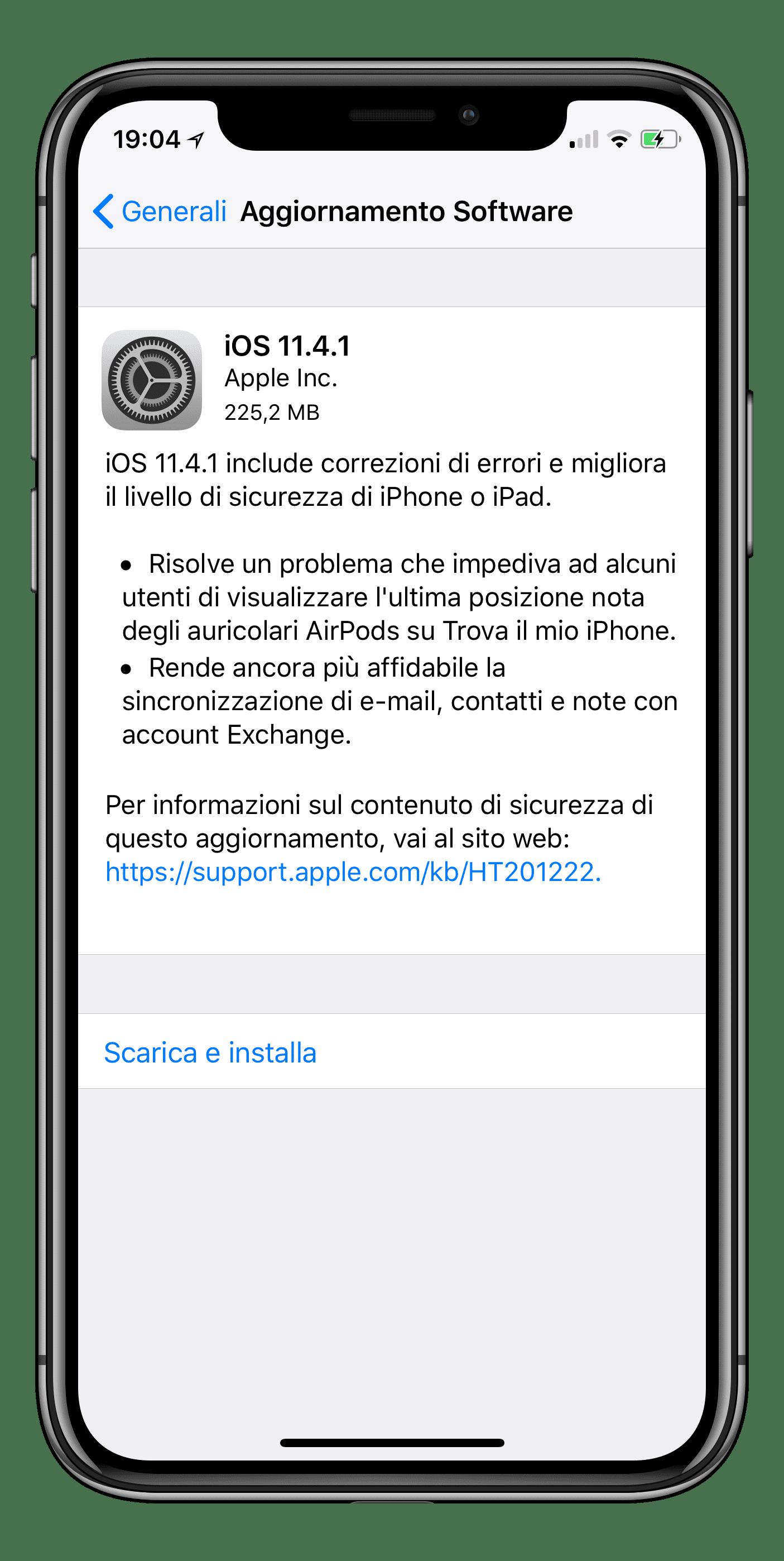 come scaricare mail su iphone