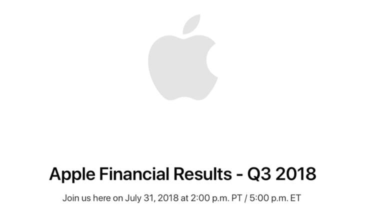 Apple pubblica i risultati fiscali del Q3 2018! 41.3 milioni di iPhone venduti e ricavo di 53.3 miliardi di dollari