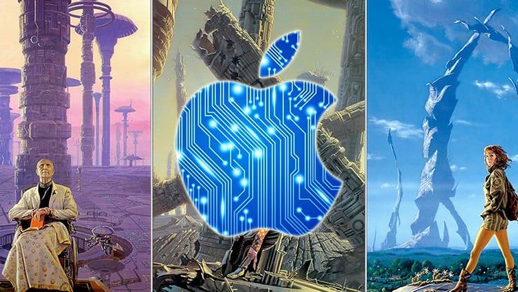 """Apple: ufficiale la serie TV basata sui romanzi """"Ciclo della Fondazione"""" di Asimov"""