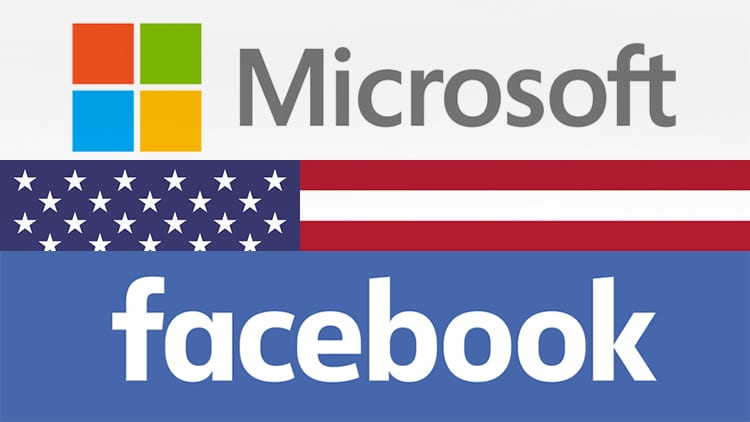 Microsoft e Facebook difendono la democrazia (dalle influenze russe) in vista delle elezioni