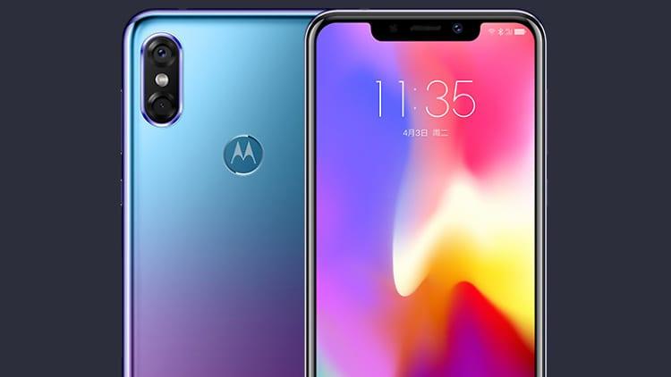 Motorola presenta il più spudorato clone di iPhone X: vedere per credere