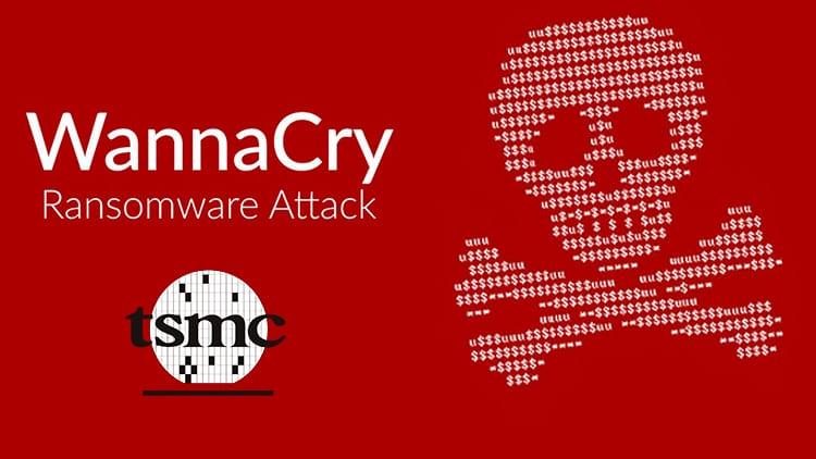 TSMC colpita dal ransomware WannaCry: colpa di sistemi Windows non protetti