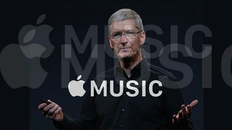 Tim Cook, CEO di Apple: la differenza tra Apple Music e Spotify la fa l'uomo