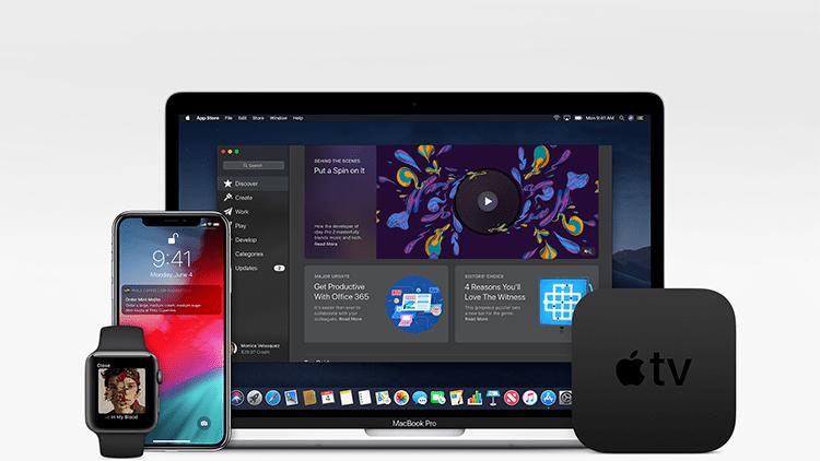 Apple rilascia le beta 8 di macOS Mojave, watchOS 5 e tvOS 12