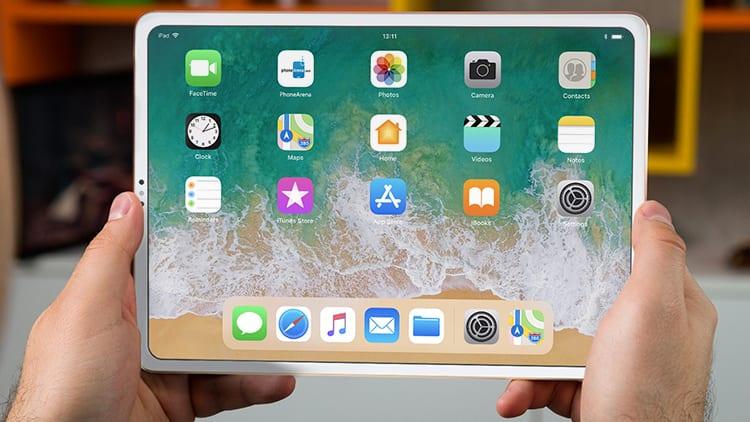 I nuovi iPad Pro potrebbero avere display con angoli arrotondati, come iPhone X