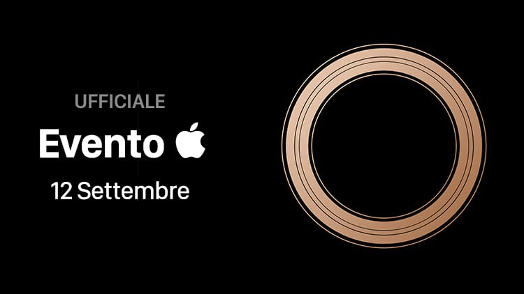 Il prossimo Evento Apple si terrà il 12 Settembre allo Steve Jobs Theater!