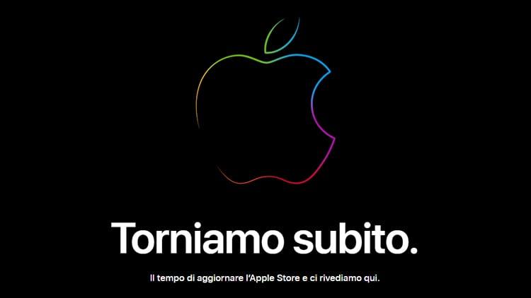 Apple Store Down: in arrivo i nuovi iPhone e non solo!
