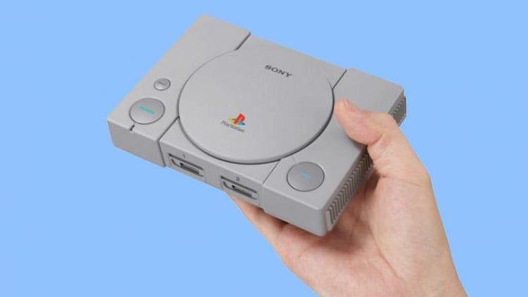 Sony presenta la Playstation Classic Mini con 20 giochi retrò inclusi