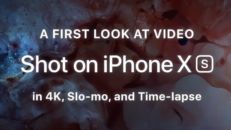 """Apple pubblica uno spettacolare video """"Shot on iPhone Xs"""": 4K, slo-mo e time-lapse"""