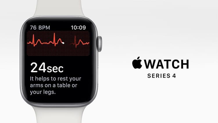 L'Apple Watch Serie 4 avrà due enormi mancanze in Italia: non farà gli ECG (elettrocardiogramma) e non avviserà sulle irregolarità cardiache