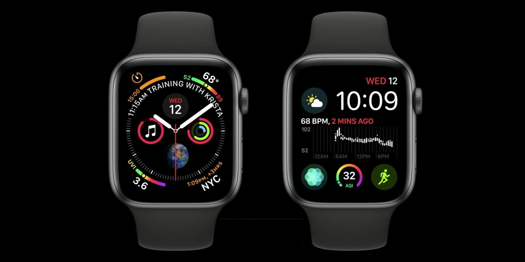 nuovi quadranti per apple watch