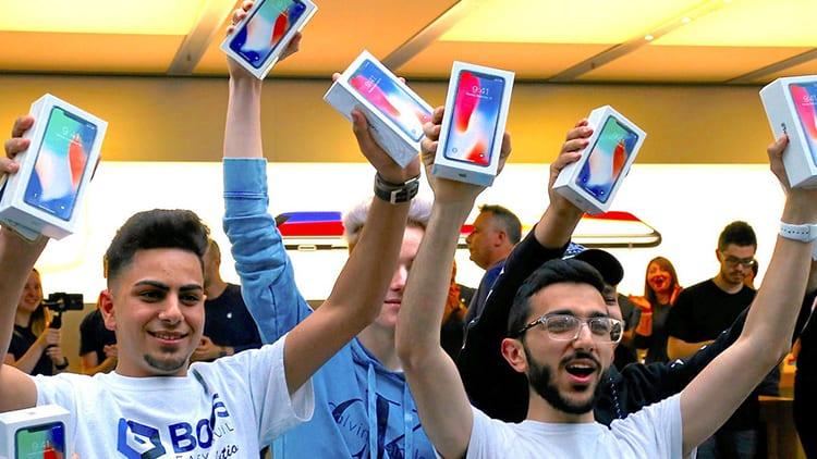 Sono partite le spedizioni dei primi iPhone XS, XS Max ed Apple Watch Serie 4