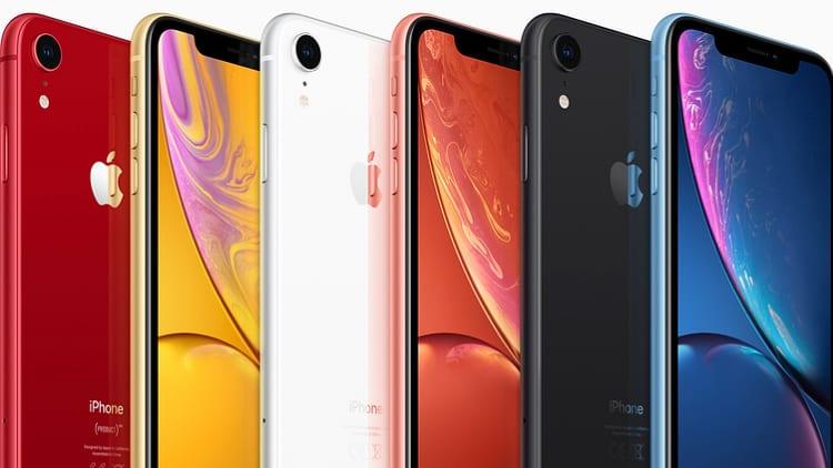 Previsto un grande successo per iPhone XR nella seconda metà del 2018