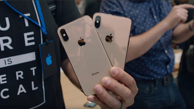 iPhone Xs e Xs Max vs. top di gamma Android: schede tecniche a confronto