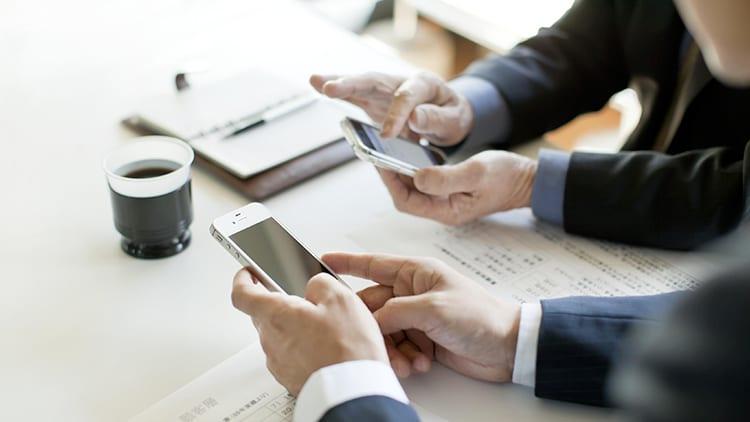 iPhone e iPad sono i dispositivi mobili più utilizzati per scopi aziendali