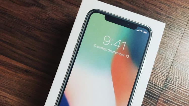 iPhone X: torna in produzione l'iPhone con il miglior rapporto qualità/prezzo